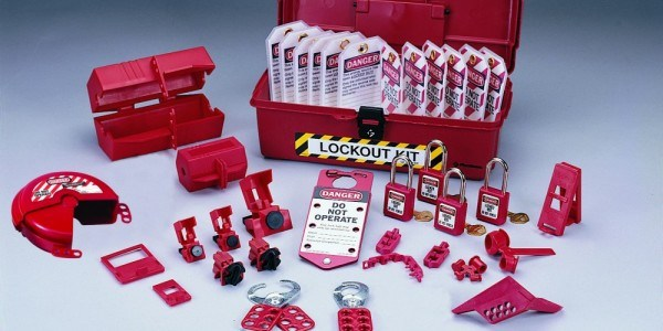 LockoutTagout Kits & LOTO Stations