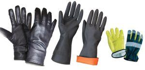 french leather glovess